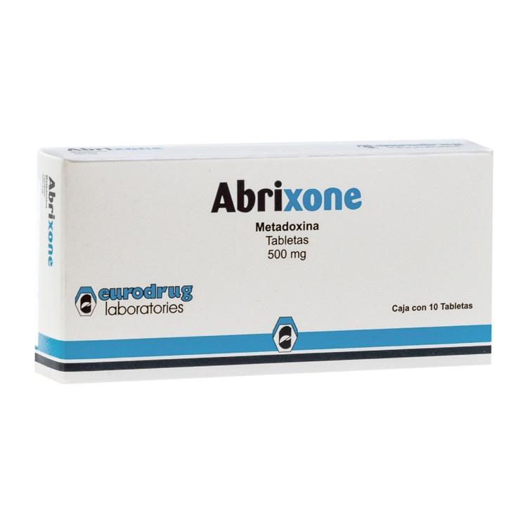 ABRIXONE 500MG TAB C10
