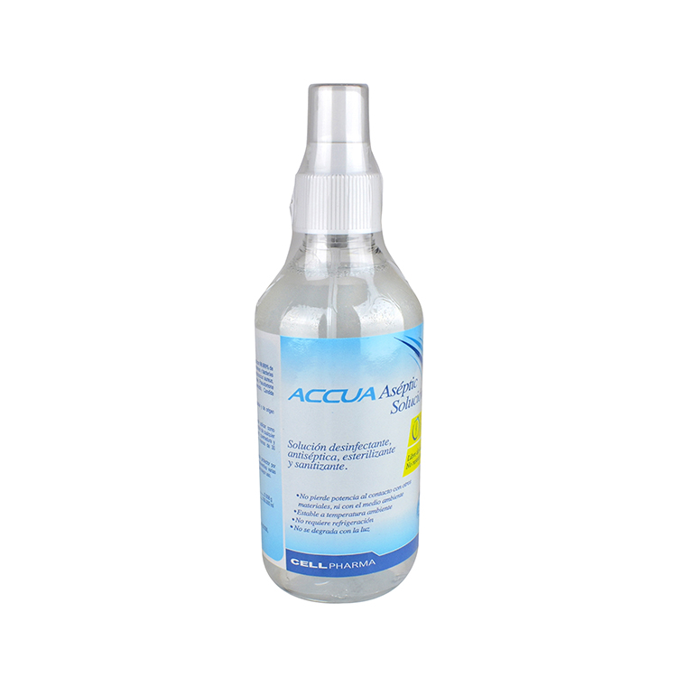 ACCUA ASEPTIC SOL 240ML