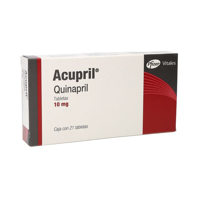 ACUPRIL 10MG GRAG C21