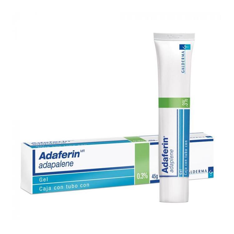 ADAFERIN 0 3% GEL 45G