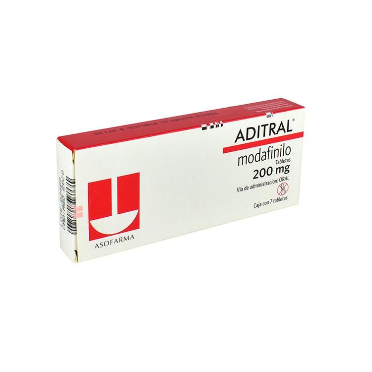 ADITRAL 200MG TAB C7