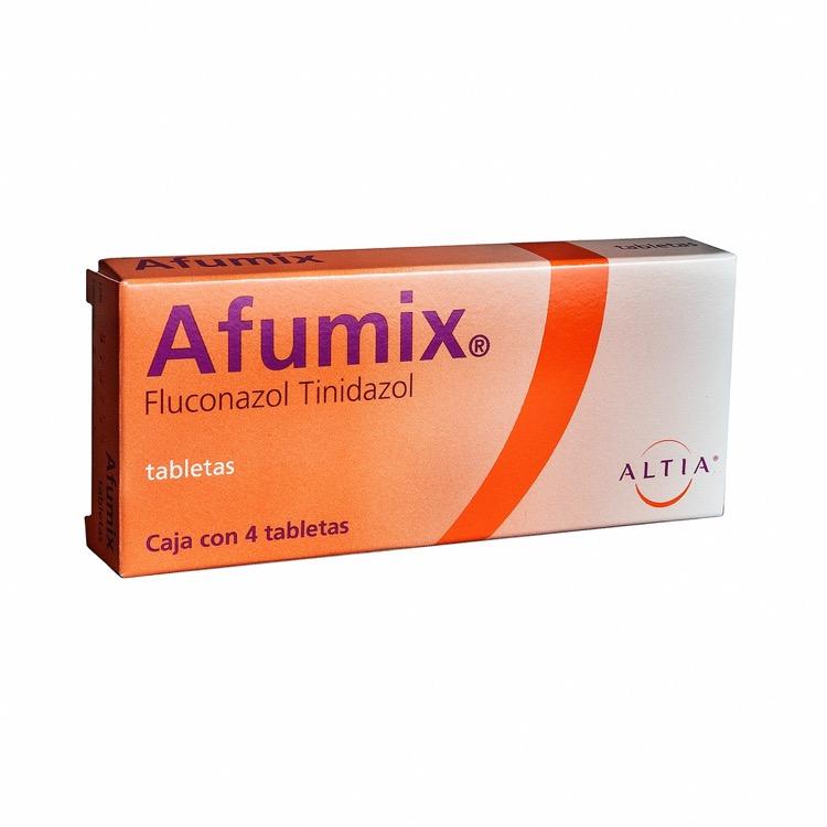 AFUMIX 500MG TAB C4