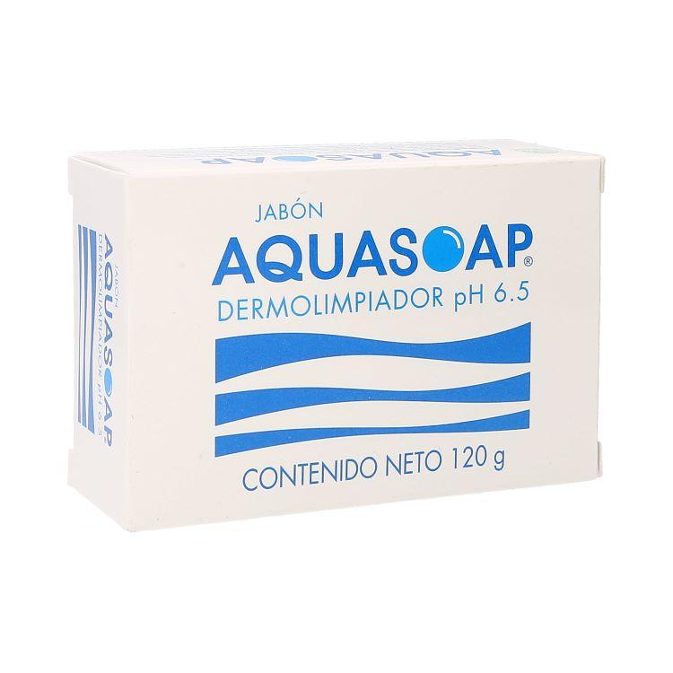 Aqua Soap 120 Gr 1 Barra Jabon