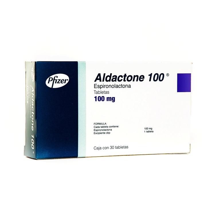 ALDACTONE 100MG TAB C30
