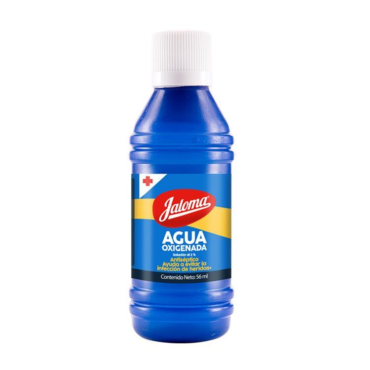 Agua Oxigenada 1 Botella 56 Ml