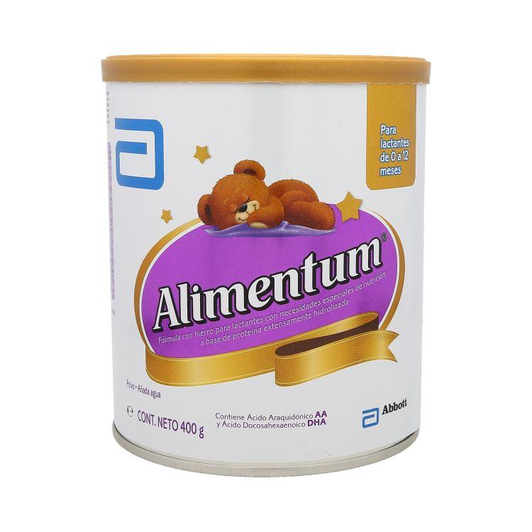 Alimentum Lactantes 0 A 12 Meses Etapa 1 1 Lata Polvo 400 Gr
