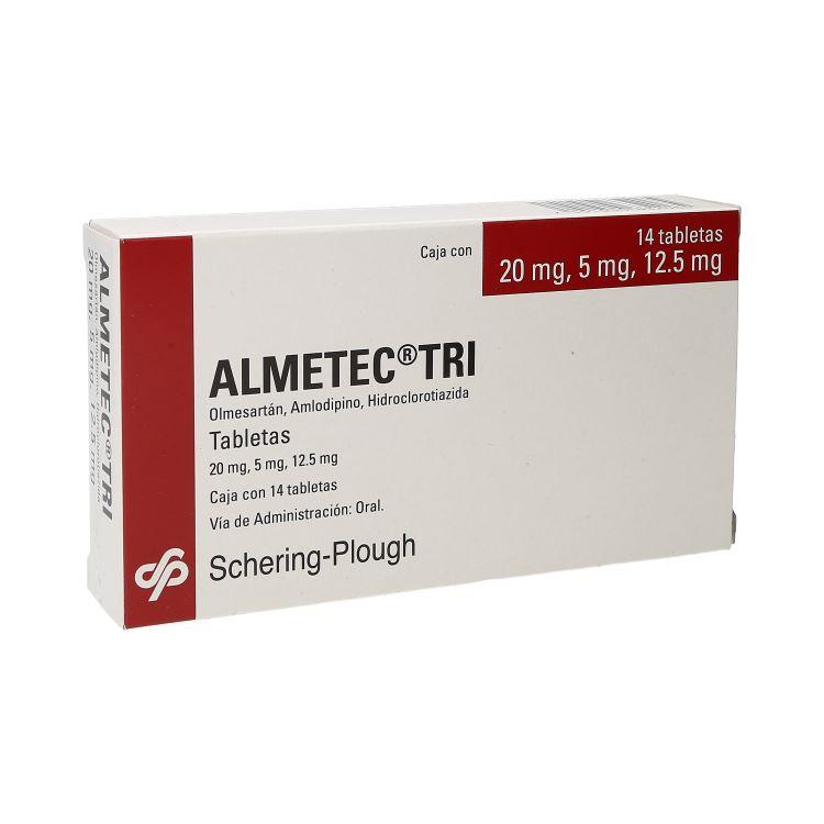 ALMETEC TRI 20/5/12 5 TAB C14