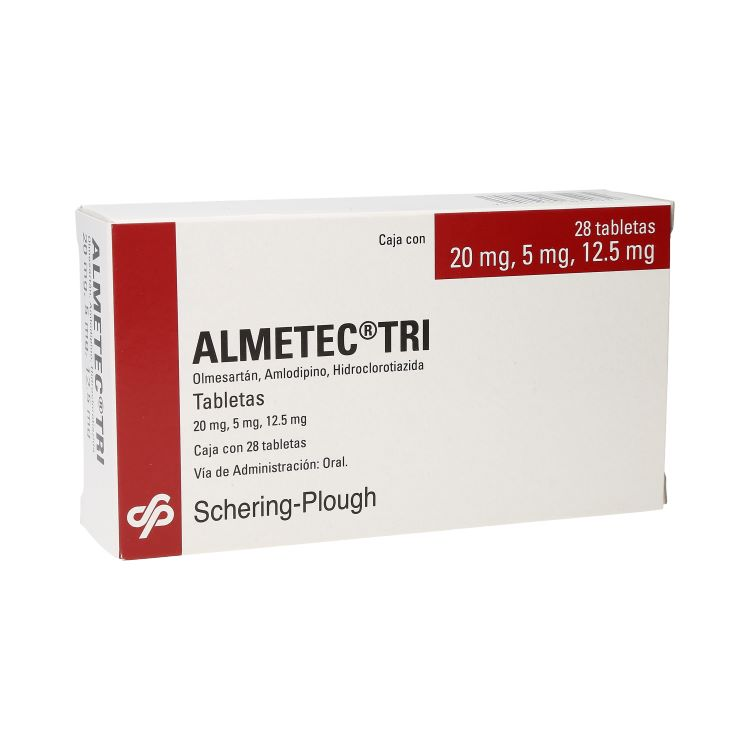 ALMETEC TRI 20/5/12 5 TAB C28