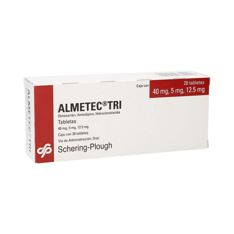 ALMETEC TRI 40/5/12 5 TAB C28