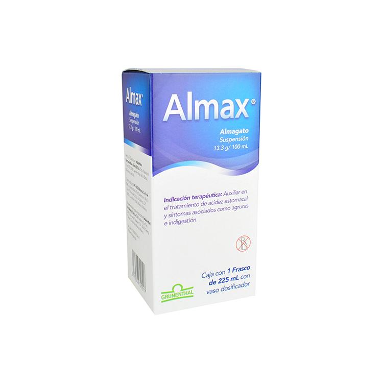 Almax 13.3 Gr 1 Frasco Solucion 225 Ml