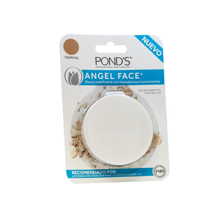 Angel Face Tropical Maquillaje 1 Blister Polvo 12 Gr