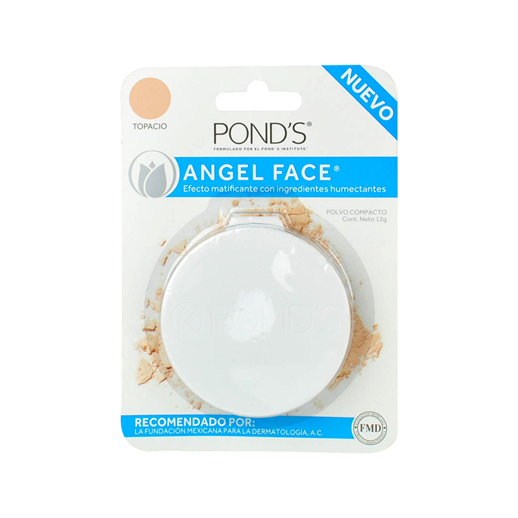 Angel Face Topacio Maquillaje 1 Blister Polvo 12 Gr