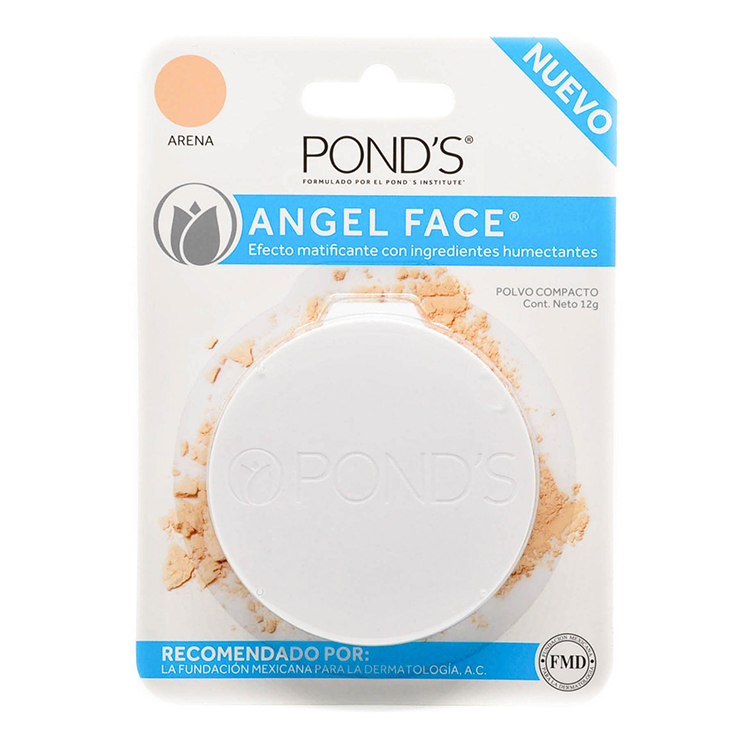 Angel Face Arena Maquillaje 1 Blister Polvo 12 Gr
