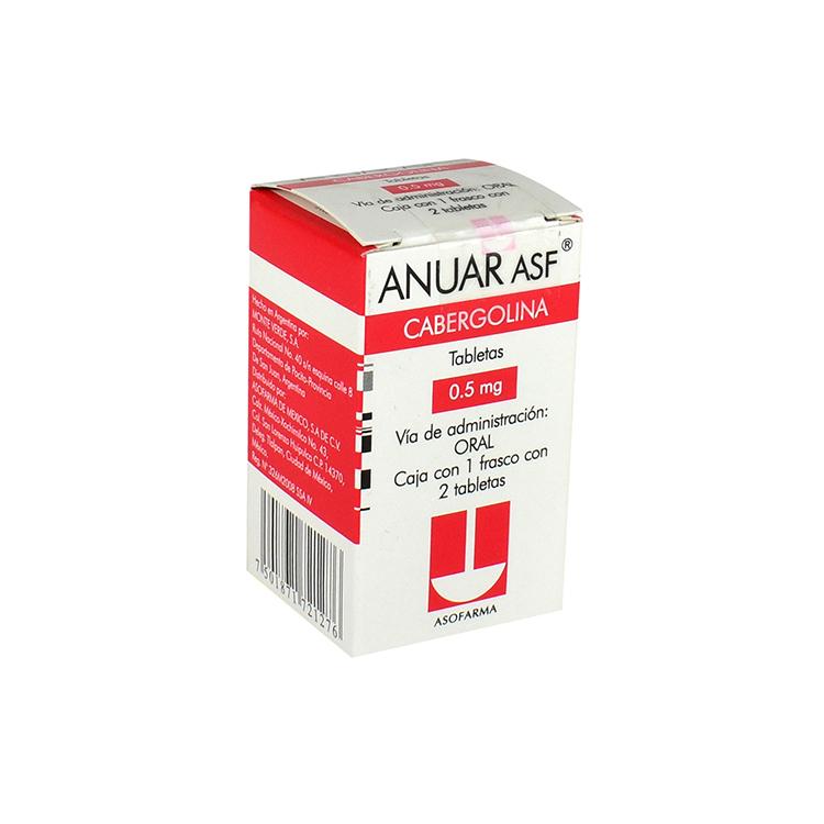 ANUAR ASF 0 5MG CPR C2