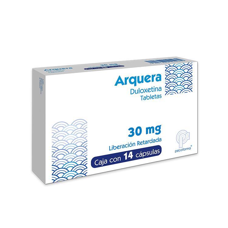 ARQUERA 30MG LIBER RET CAPSC14
