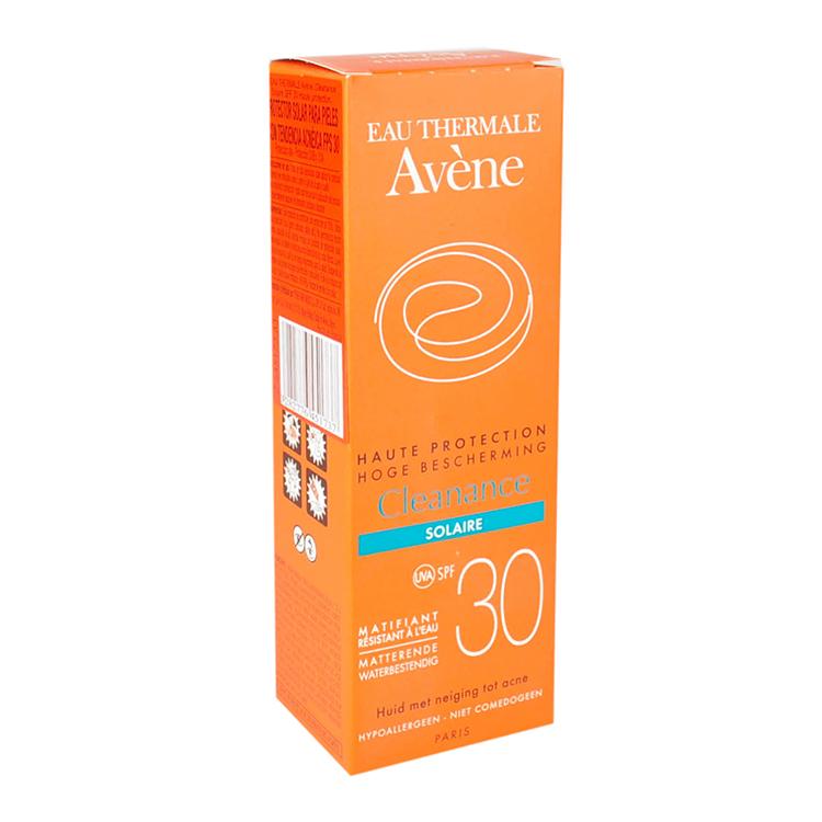 AVENE CLEANANCE BLOQ SOL 50ML