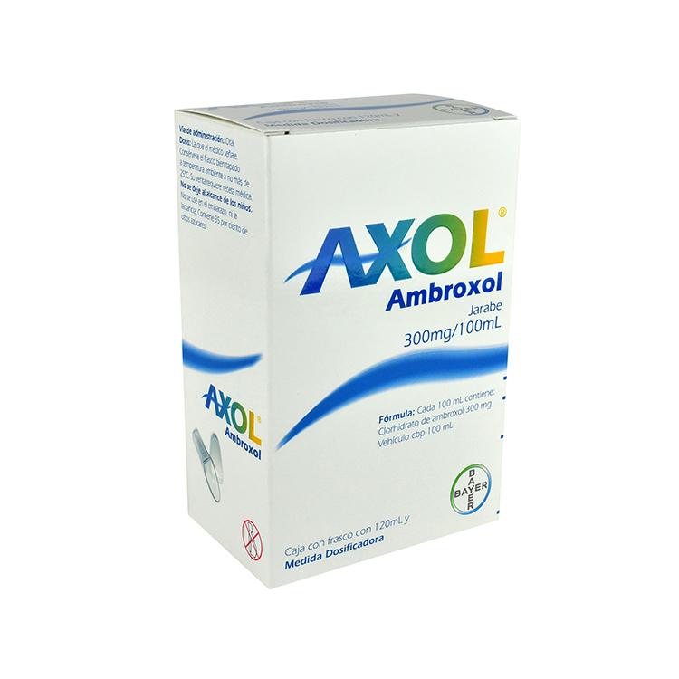 AXOL 300MG JBE 120ML