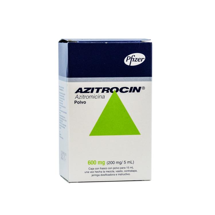 AZITROCIN 600MG SUSP 15ML
