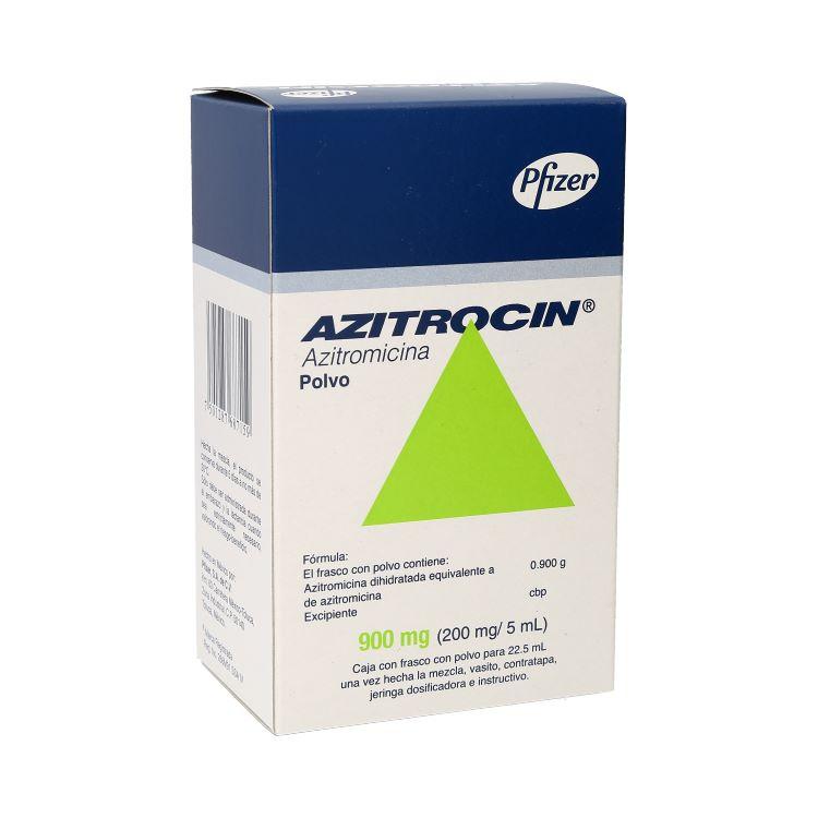 AZITROCIN 900MG SUSP 22 5ML