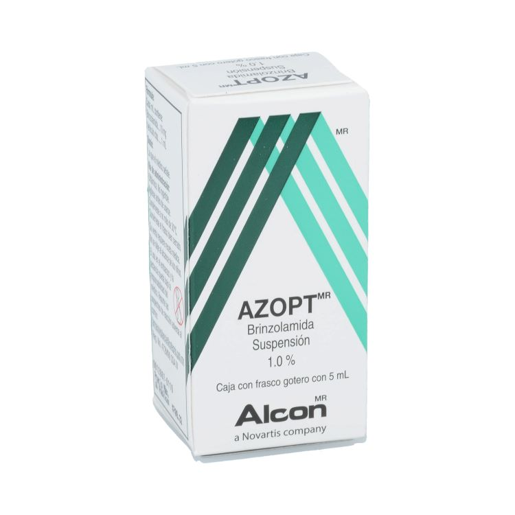 AZOPT 1% SUSP 5ML