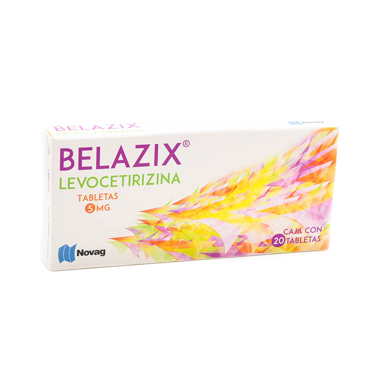 BELAZIX 5MG TAB C20
