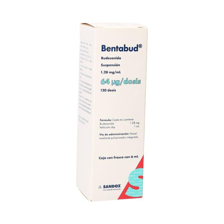BENTABUD 64MCG 6ML