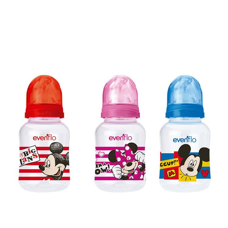 Evenflo Disney Flujo Lento 4 Onzas 1 Botella 125 Ml