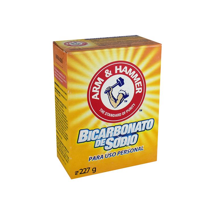 Bicarbonato De Sodio A&H Caja 227 Gr