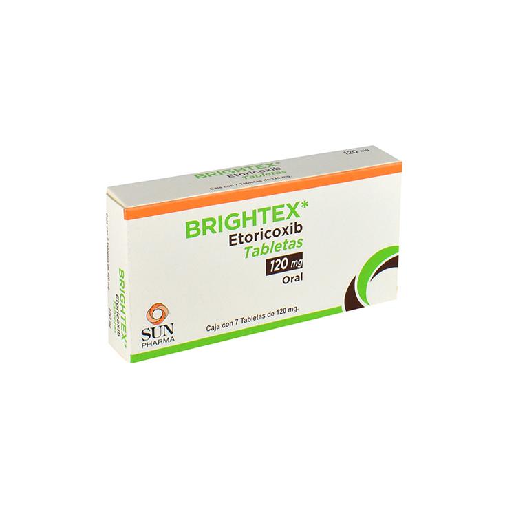 BRIGHTEX 120 TAB C7