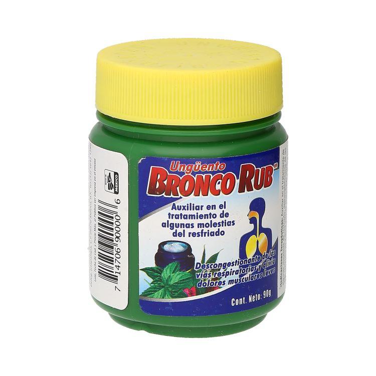 Broncolin 1 Tarro 90 Gr