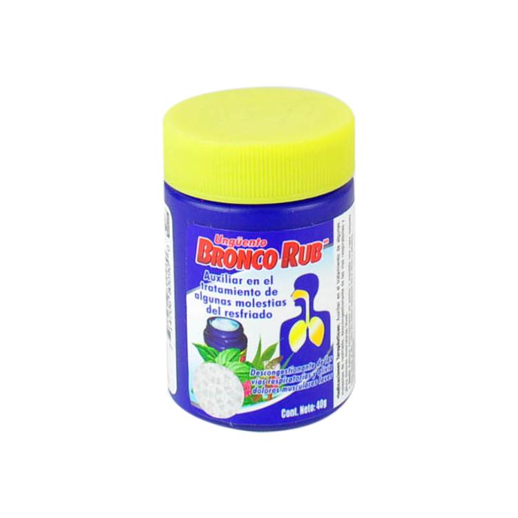 Broncolin 1 Tarro 40 Gr