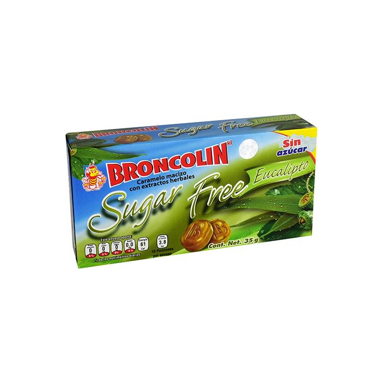 BRONCOLIN CMELO LIGHT EUC 35G