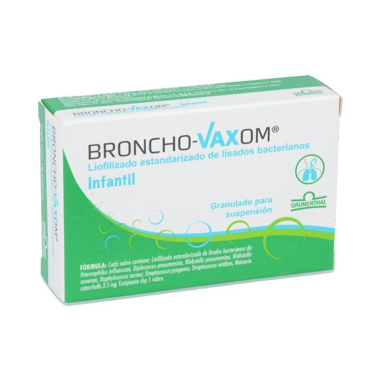 Broncho Vaxom 3.5 Gr Caja 1 Sobre