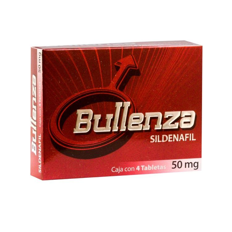 BULLENZA 50MG TAB C4