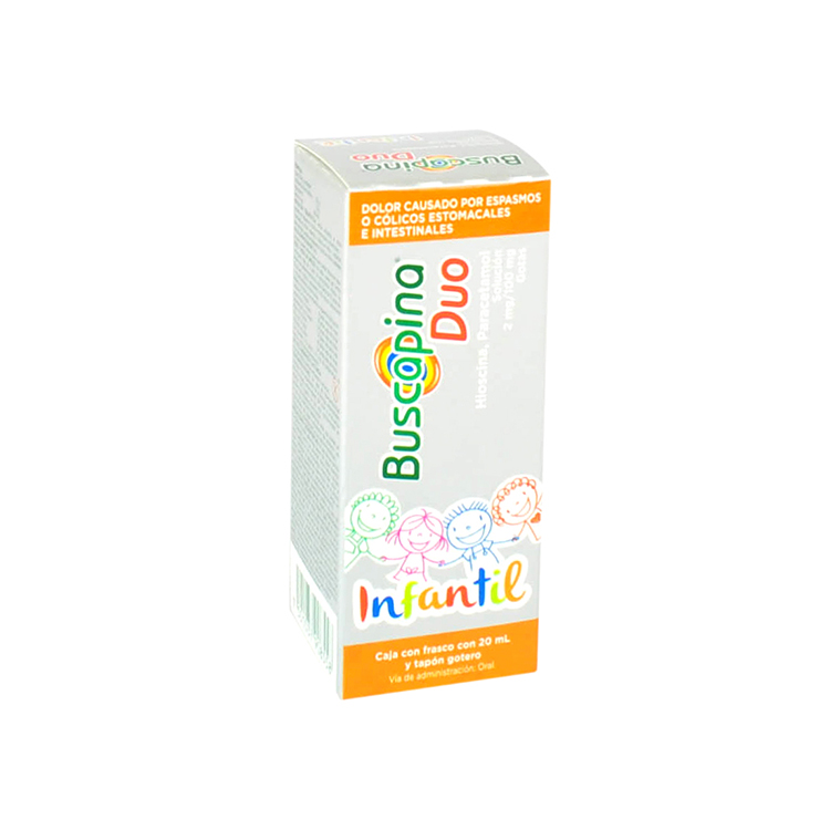 BUSCAPINA DUO 40MG/2G GTM 20ML
