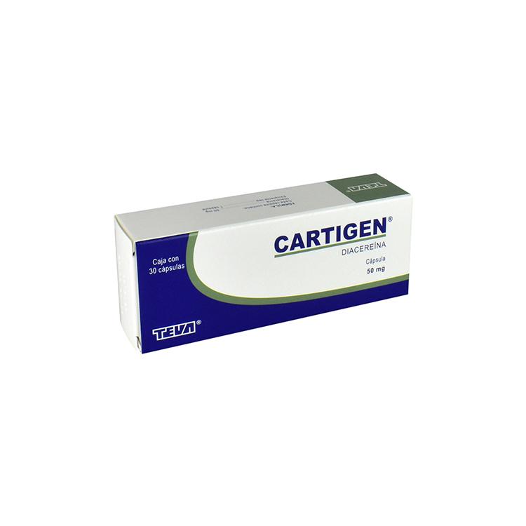 CARTIGEN 50MG CAP C30