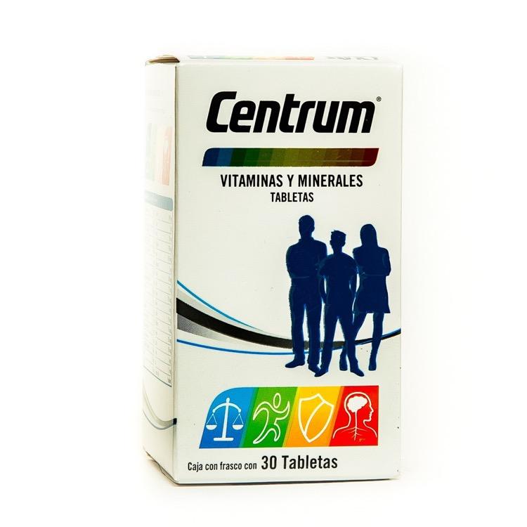 CENTRUM TAB C30