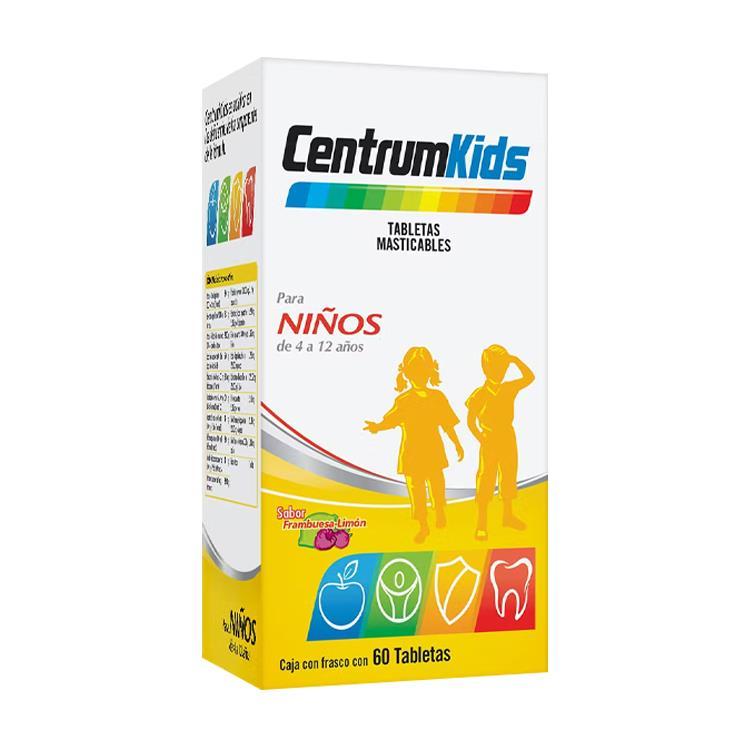 Centrum Kids Caja 60 Tabletas