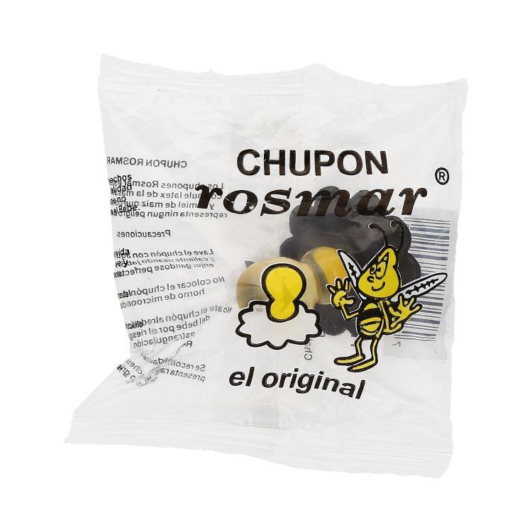 Chupones Rosmar/Marg Cort 1 Blister