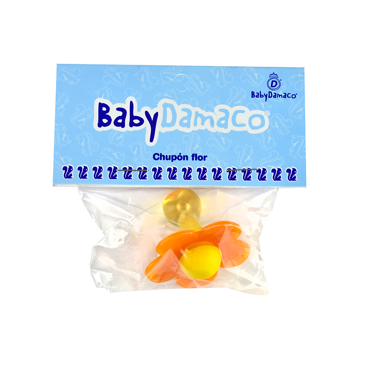 Chupon Baby Flor 1 Blister 1 Pieza