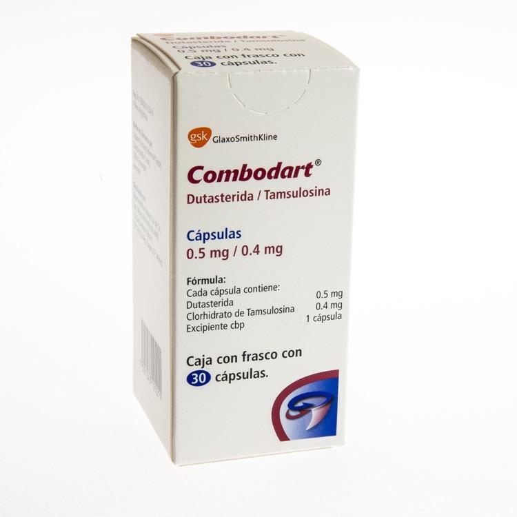 Combodart 0.5/0.4mg Cap C30