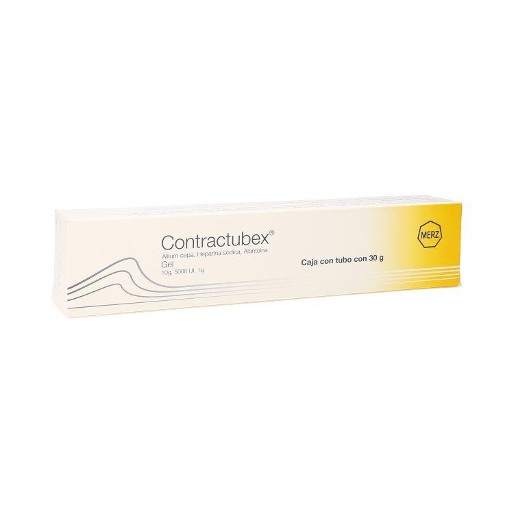 CONTRACTUBEX GEL 30G