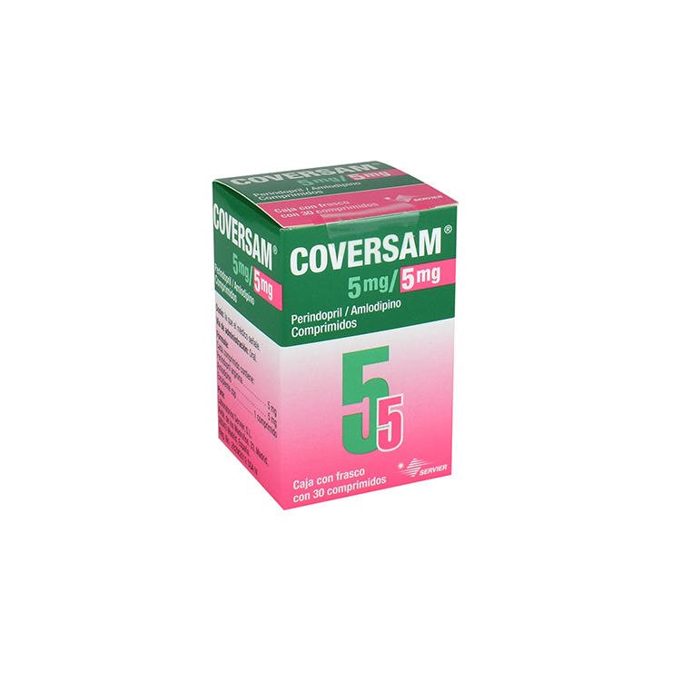 COVERSAM 5/5MG CPR C30