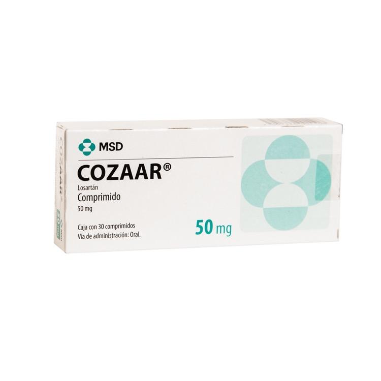 COZAAR 50MG GRAG C30