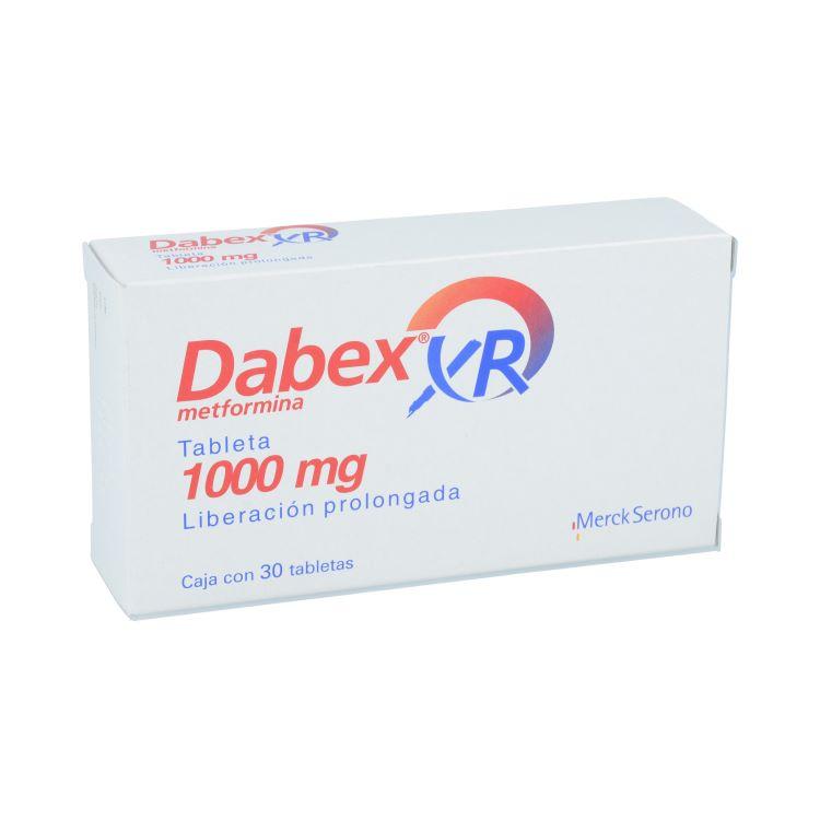DABEX XR 1000MG TAB C30