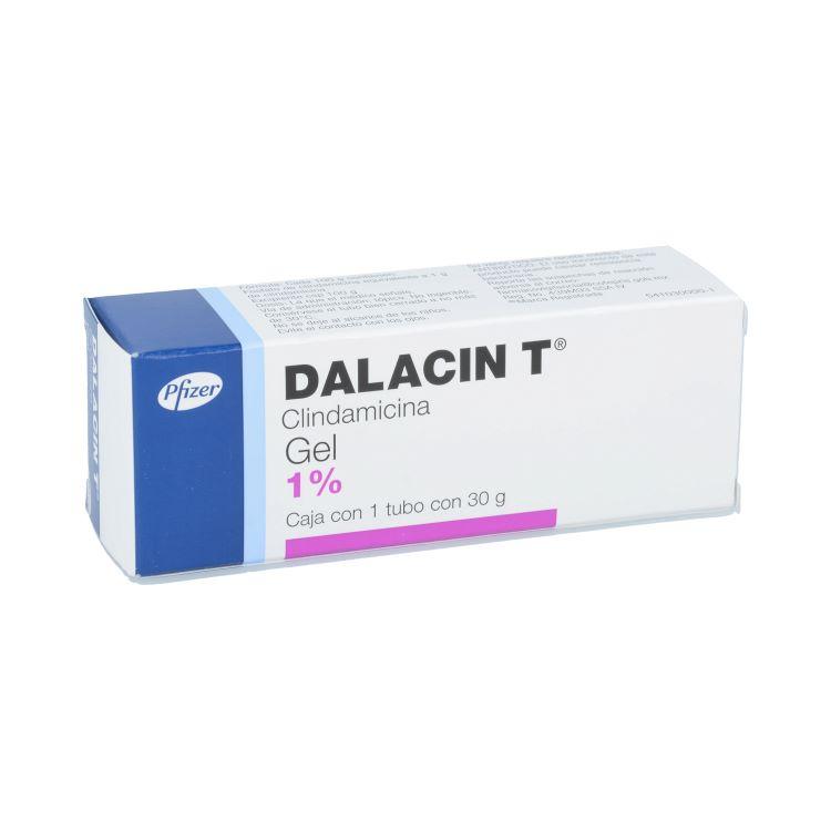 Dalacin T 1 % 1 Tubo Gel 30 Gr