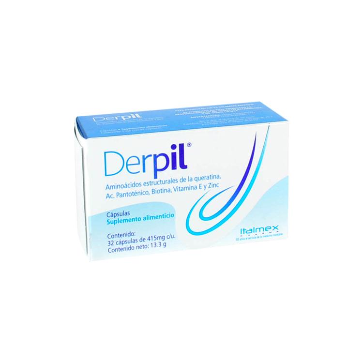 DERPIL SUPL ALIM CAPS C32