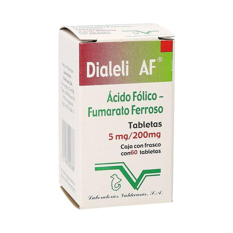 DIALELI AF 5/200MG TAB C60