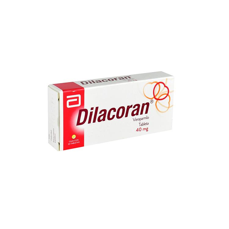 DILACORAN 40MG GRAG C30