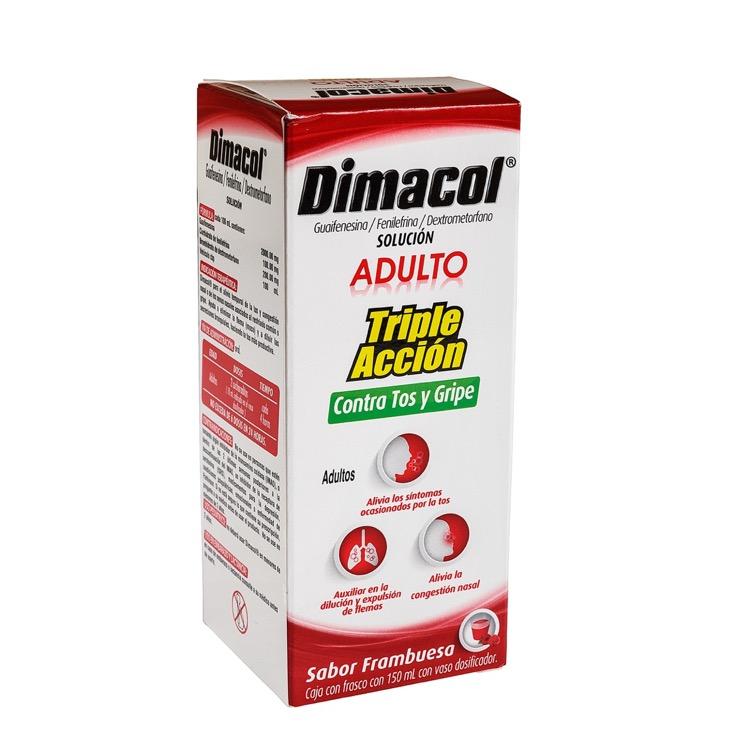 DIMACOL AD FRAMB SOL 150ML